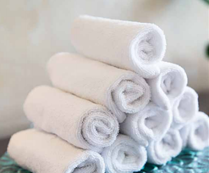 Cam Border Hotel Towels