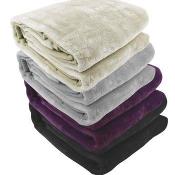 Queen Blanket 90″ X 90″