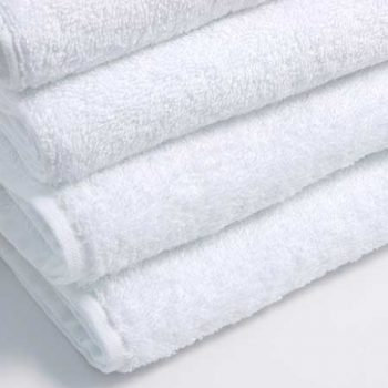Bath Towel White 27″ x 54″